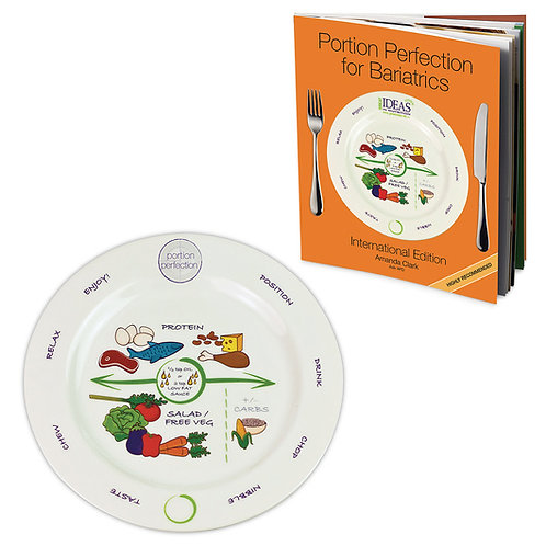 Portion Perfection Bariatric Plate