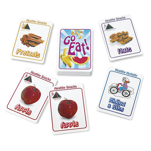 Go Eat! Card Game