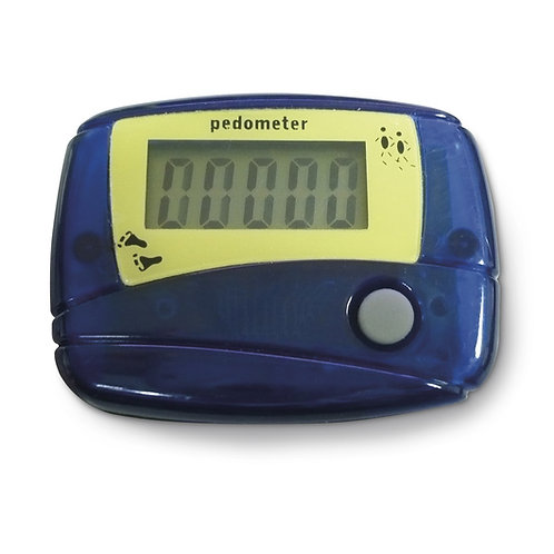 Beginner Pedometer - Royal Blue
