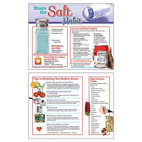 Shake the Salt Habit Tablet