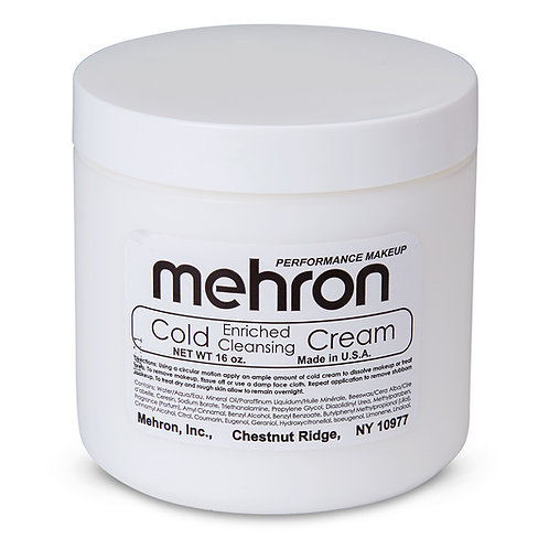 Cold Cream - 1 lb.
