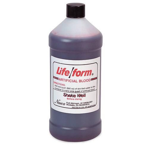 Life/form® Venous Blood - 1 Quart