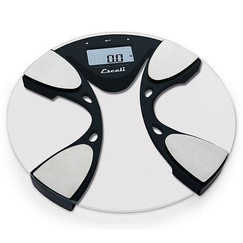 Escali® Body Fat and Water Scale