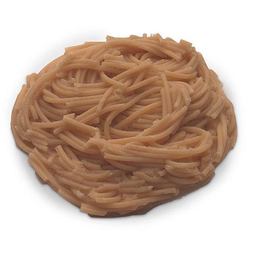 Nasco Spaghetti Food Replica - Whole Grain
