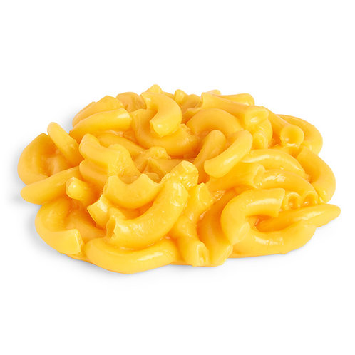 Nasco Macaroni and Cheese Food Replica - 1/2 cup (120 ml)