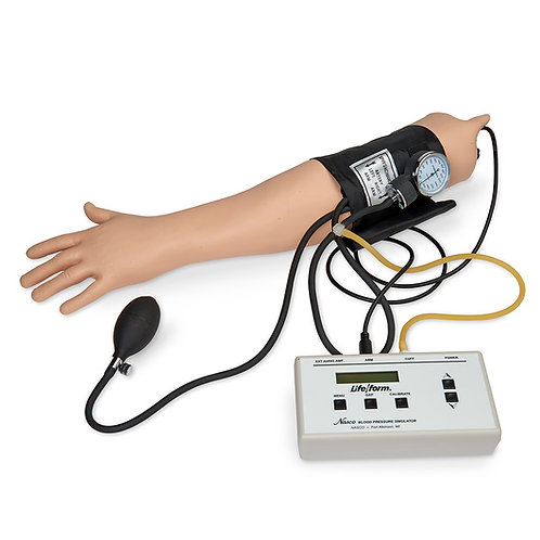 Life/form® Deluxe Blood Pressure Simulator with Speaker System