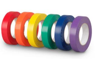 2 in. Floor Tape - Set of 6 Rolls