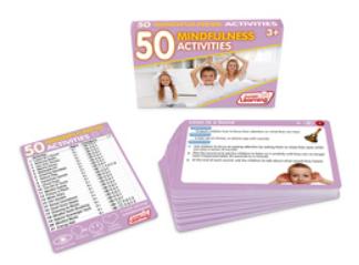 50 Mindfulness Activities Card Set