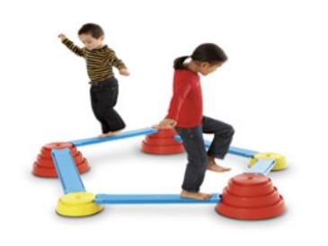 Build 'N' Balance Course