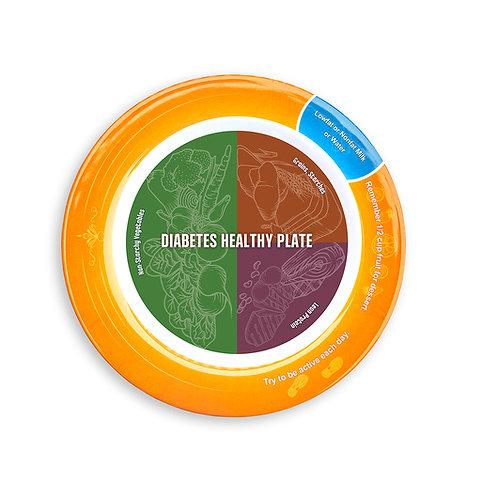 Diabetes Healthy Plate