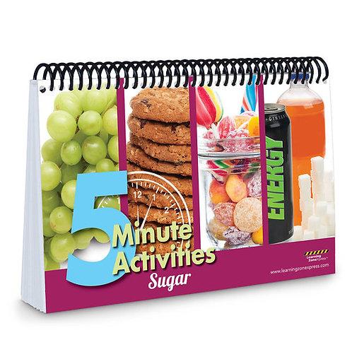 5-Minute Sugar Activities