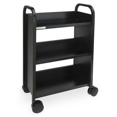 Book Truck - 24 in. - Black
