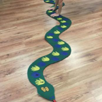 Snake Cross Challenge™