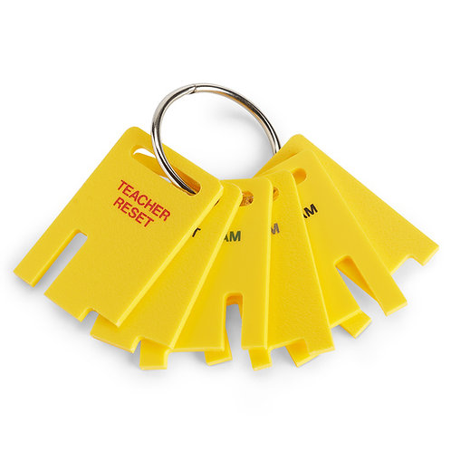 Ready-or-Not Tot® - Standard - Teacher Keys