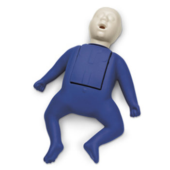 CPR Prompt® TMAN 2 Infant Training and Practice Manikin - Single - Blue