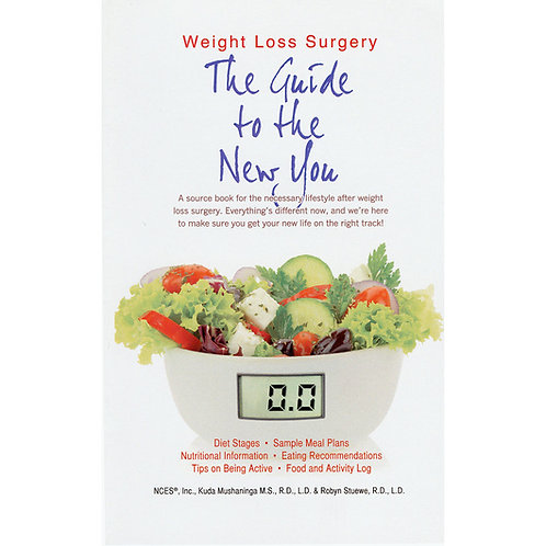 Weight Loss Surgery: The Guide to the New You - English