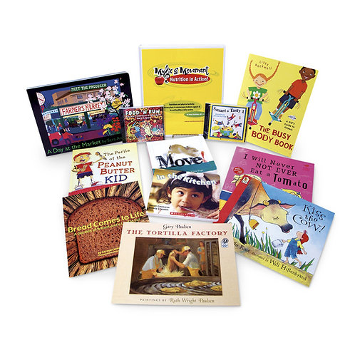Music & Movement: Nutrition in Action! Curriculum & Storybooks