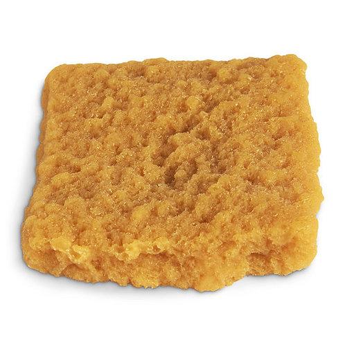 Nasco Fish Patty Food Replica - Fried