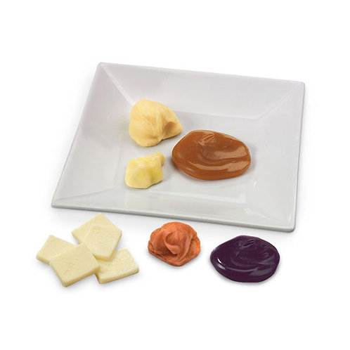 Nasco Condiments Food Replica Kit