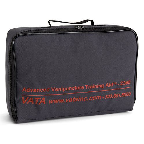 Advanced Four-Vein Venipuncture Training Aid - Optional Carrying Case