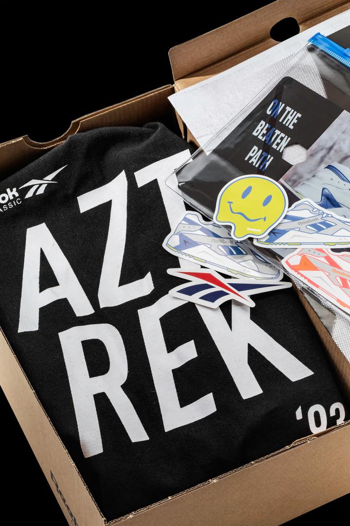Reebok Aztreck Seeding Kit - Bravo