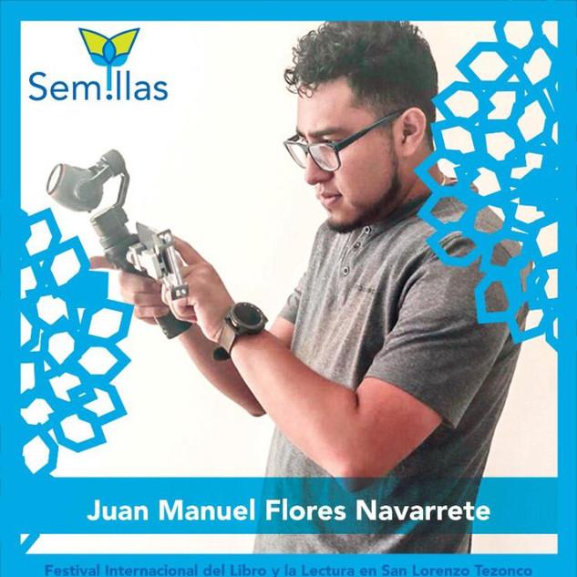 Juan Manuel Flores Navarrete