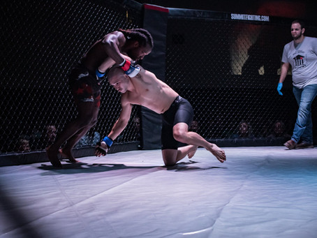 Florence BJJ's Hunter Hamilton Wins at SFC 35