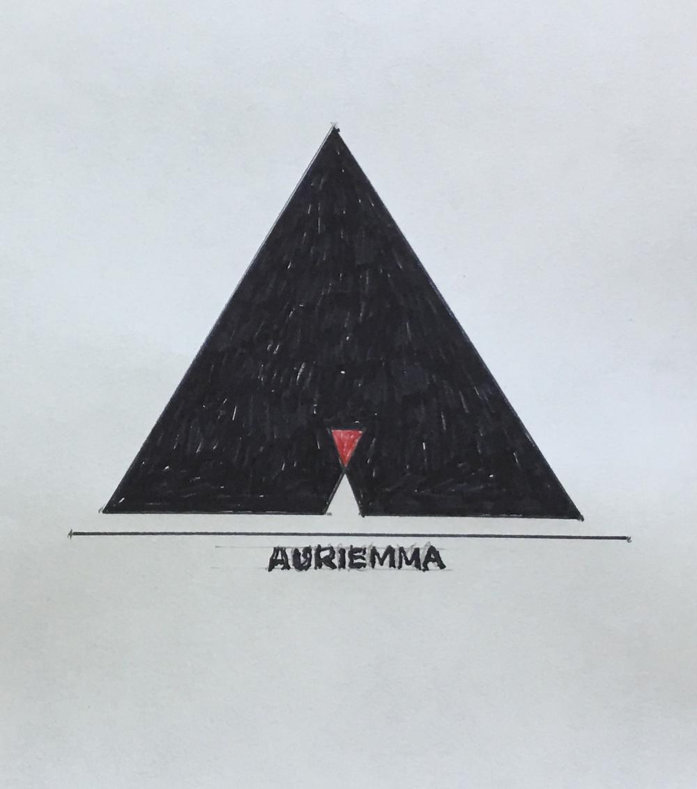 Bozzetto logo Auriemma