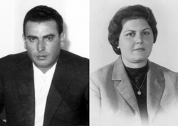 Antonio Auriemma e Annamaria Improta