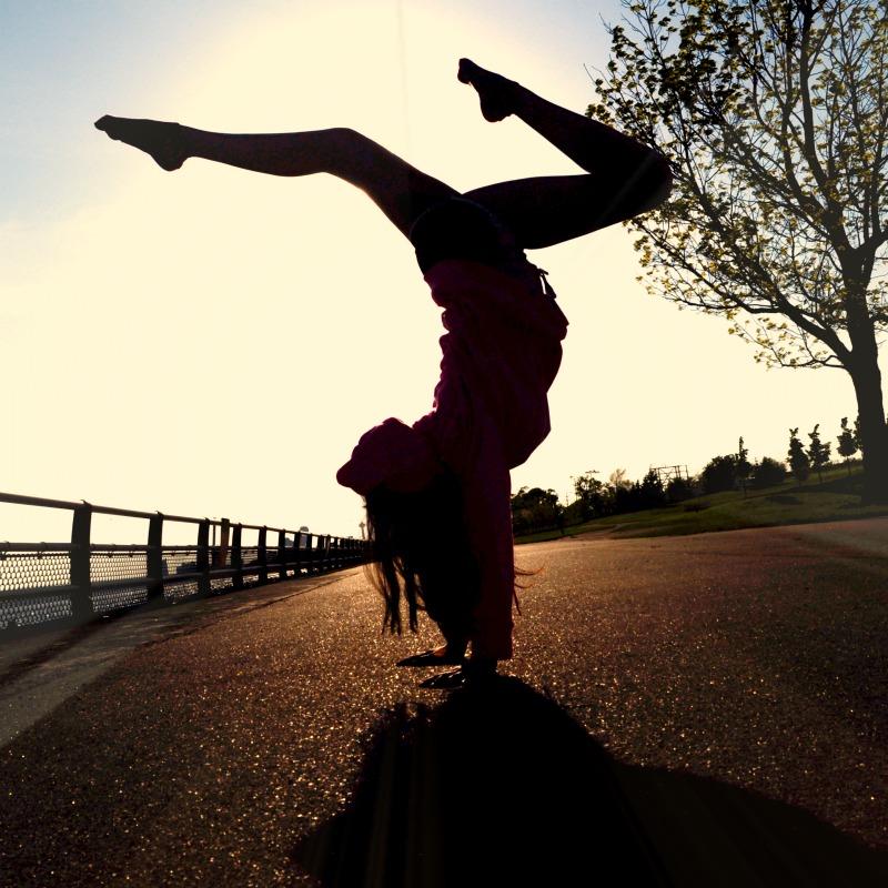 Gymnast Portrait