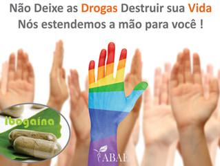 LGBT e as drogas !