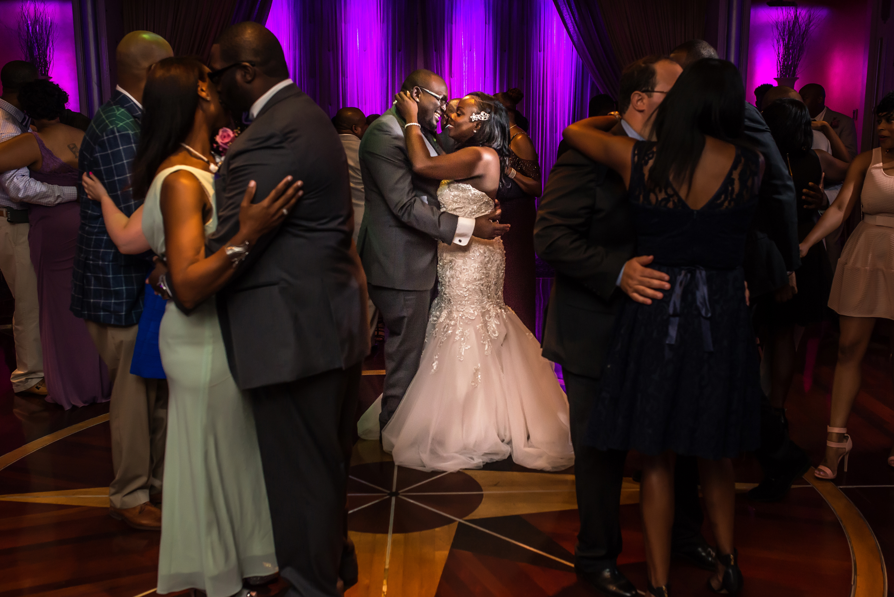 Kiandra and David's Wedding