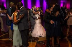 Kiandra and David's Wedding