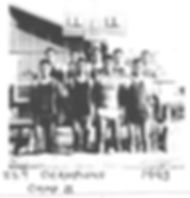Block 229 Basketball Team Champions 1943