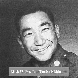 block 53 Pvt Tom Tomiya Nishimoto.jpg