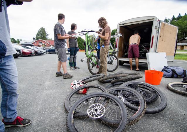 Comme une casse tête, trouver la bonne roue pour le bon vélo!