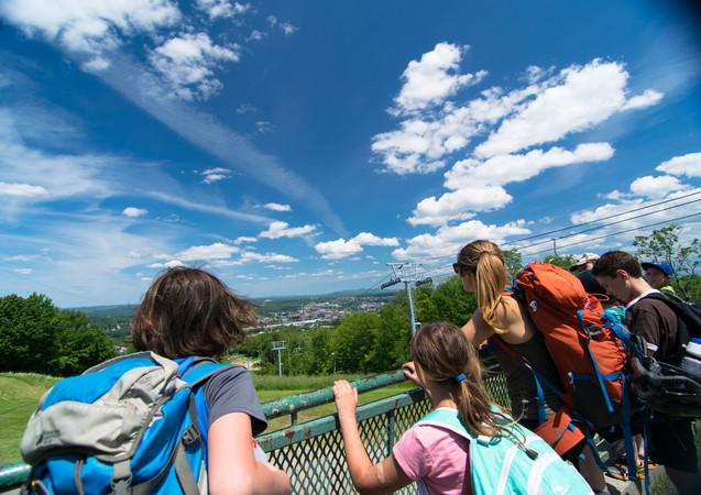 Observation de la Ville de Sherbrooke !