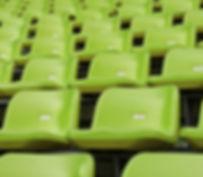 Assentos plásticos
