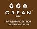 Grean pipe, กรีนไปป์, พีพีอาร์, ท่อพีพีอาร์, ท่อppr,ppr