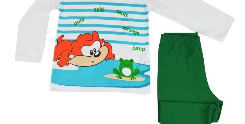 Pijama Taz e Sapinho - Get Baby