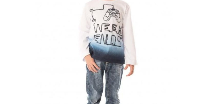 Camiseta Infantil Masculina Week E - By Gus