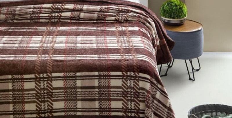 Cobertor Casal Kyor Plus Arezzo   Jolitex