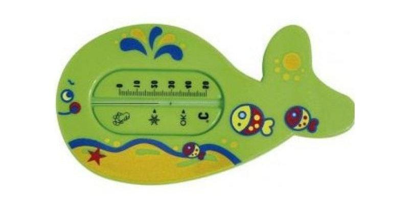 Termômetro Para Banheira (Baleia) - Turminha Guará