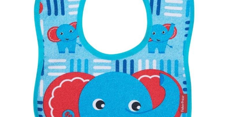 Babador Anatômico Impermeável Elefante | Fisher-Price