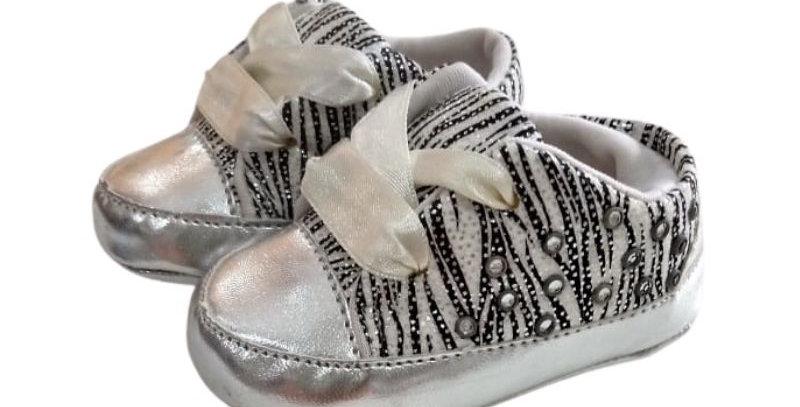 Tênis Zebra Baby - Xuá Xuá