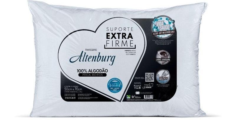 Travesseiro Altenburg Suporte Extra Firme 50 x 70