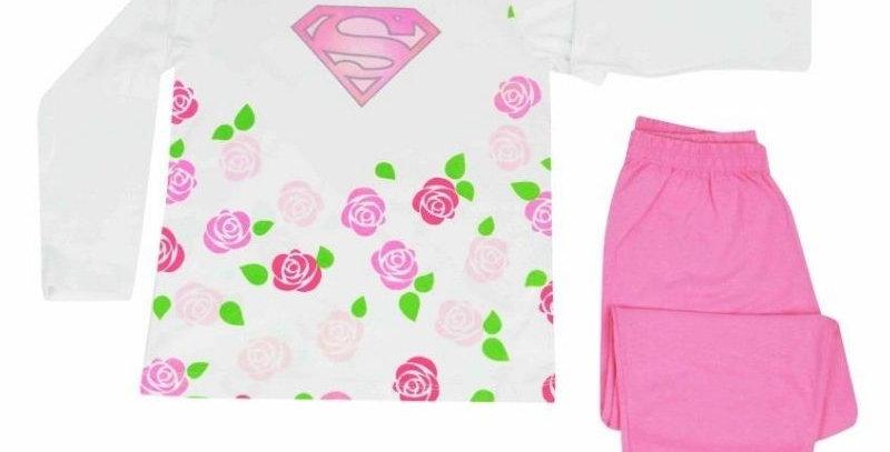Pijama Super Girl - Get Baby