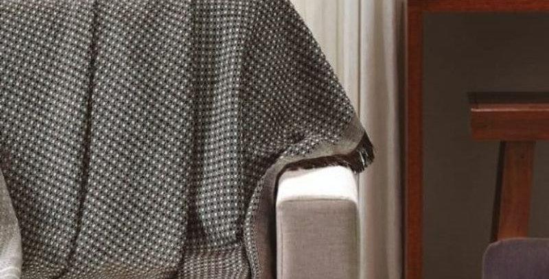 Manta Sofá Gênova 1,50x2,10m Marrom | Dohler