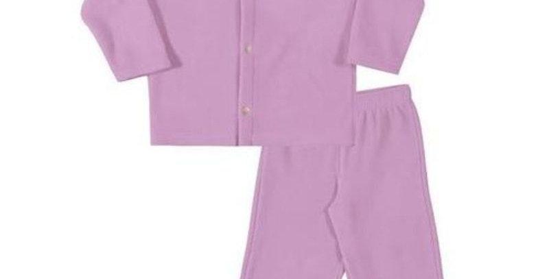 Pijama Soft Infantil Rosa - Tip Top
