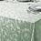 Thumbnail: Toalha de Mesa Jacquard Clean Madri Redonda 1,80m Fendi - Kacyumara